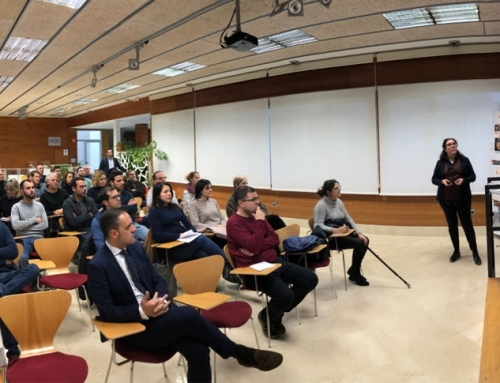Charla en AREMA: Reglamento EUTR